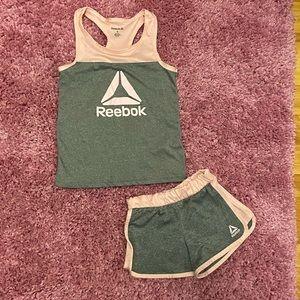 Reebok Girls outfit